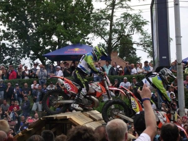 romaniacs competition motorcycle tour