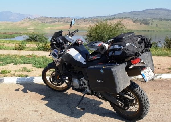 self guided motorcycle tour