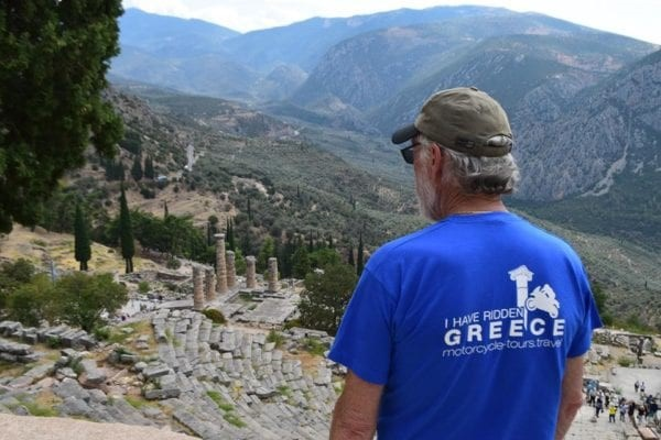 greece-motorcycle-tour-oracle-of-delphi
