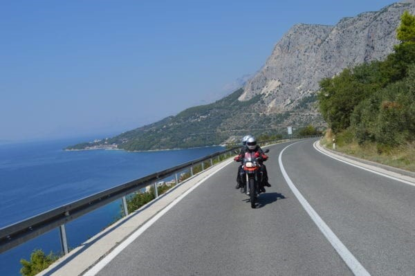 motorcycle tour europe