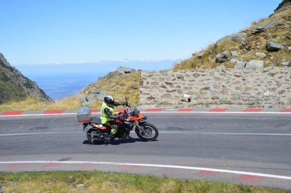 motorcycle touring holiday