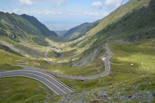 Motorbike Tours Romania
