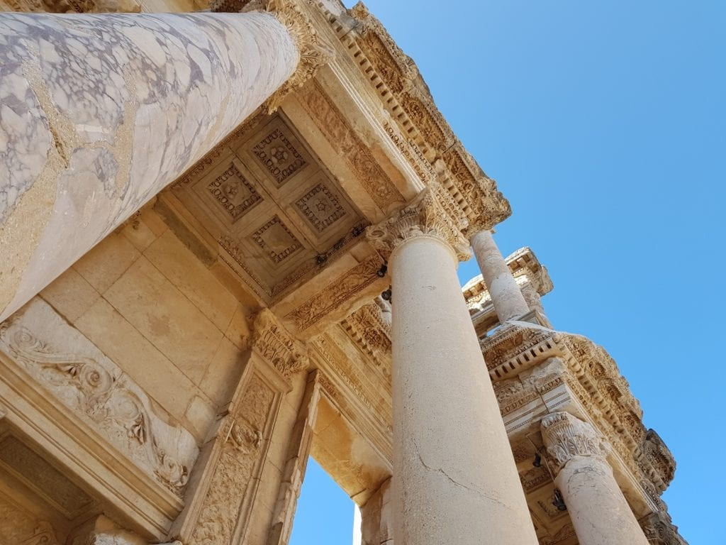 Celsus Library, Efes