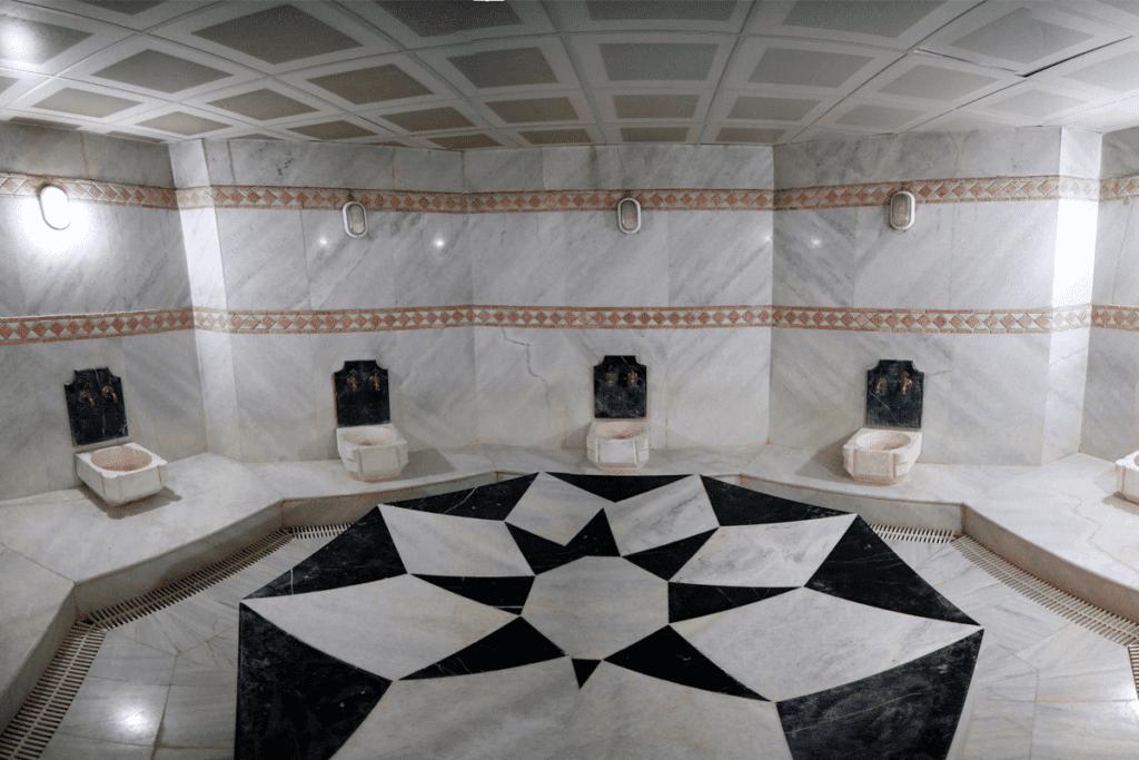 Turkish bath - hammam