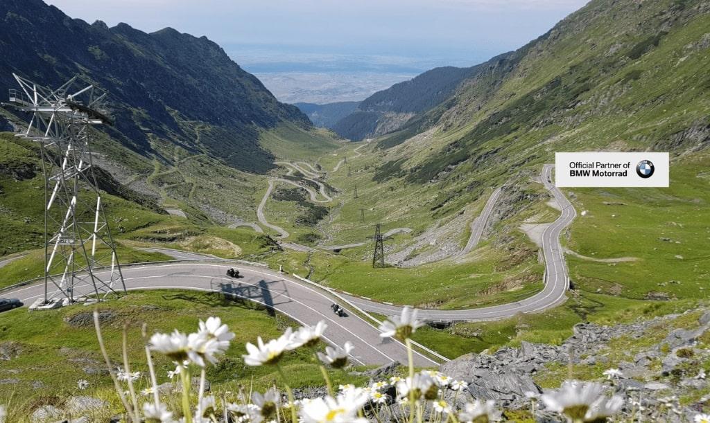 top 5 Romania Motorcycle tours